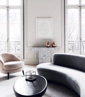 beautiful, chic and furniture