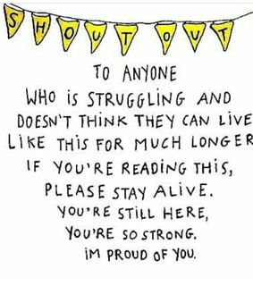 important, you are enough and positivity