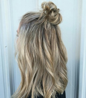 hairstyle, makeup and fashion