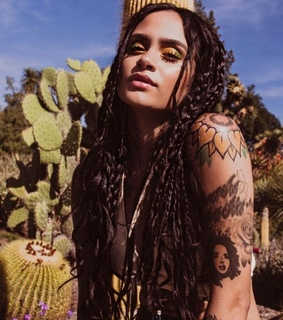 Tattoos, braids and cactus