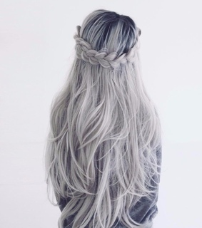 beautiful hair, beauty and braids