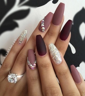 fave, gems and glitter