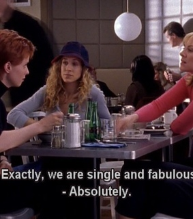 love, quote and satc