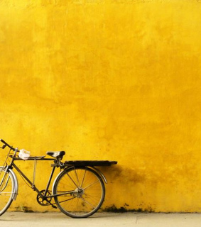 pretty, yellow and aestetic