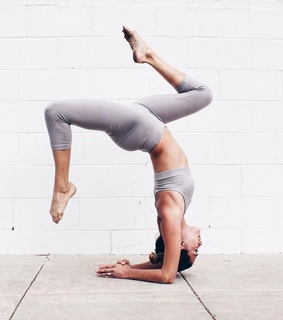 yoga, sport and active