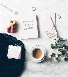 coffee, flower and photography