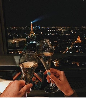 beautiful, champagne and city