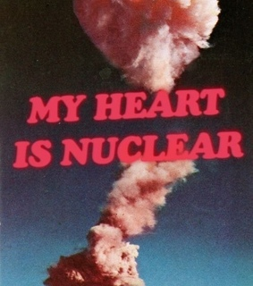heart, quotes and bomb