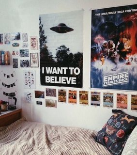 room, bedroom and aesthetic