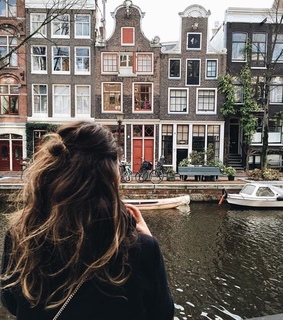 amsterdam, boats and europe