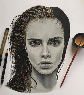 drawing, art and weheartit