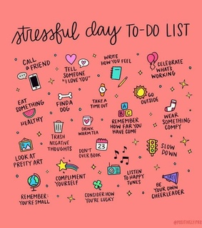 list, day and life