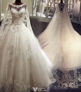 gorgeous, wedding gown and see-through