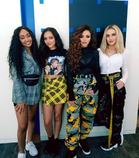 little mix, perrie edwards and jade thirlwall
