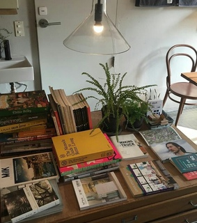 aesthetic, alternative and books