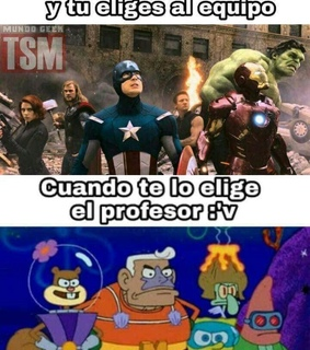 Avengers, divertido and funny