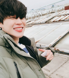 cute, jimin and love