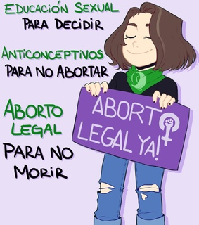aborto legal, mujeres and grupete