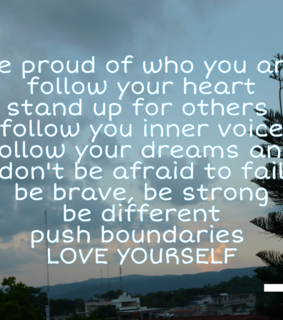 be yourself, camila cabello and camilizers