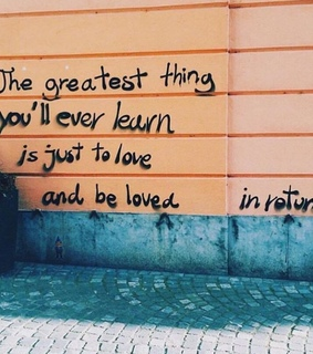 inspiration, life and love