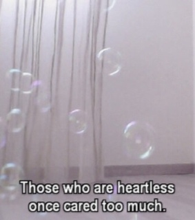 care, too much and heartless