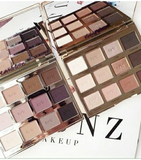 aesthetic, eyeshadow palettes and make-up