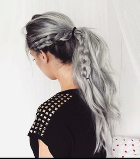 hair, braided and hairstyles