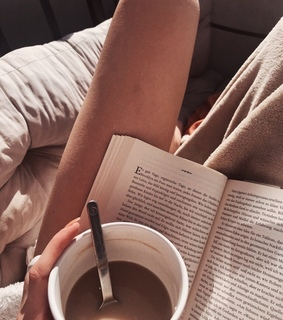 beauty, books and chill