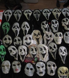 masks, cyber and archive