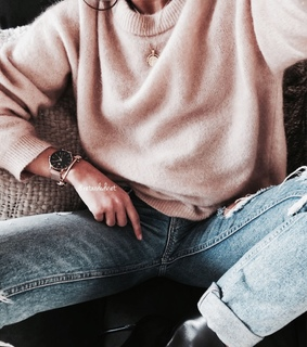 girl fashion style, accessories tumblr and rose gold pink