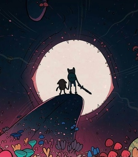 adventure time, çizgifilm and wallpaper