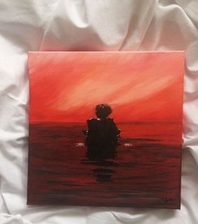 Harry Styles, art and drawing