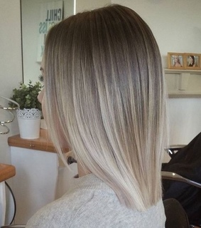 balayage, beautiful hair and beauty