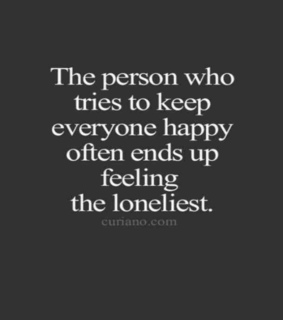 alone, end and feeling