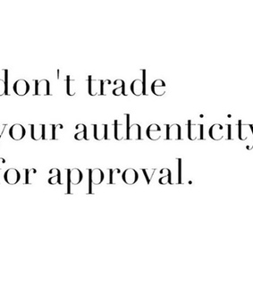 self love, acceptance and authenticity