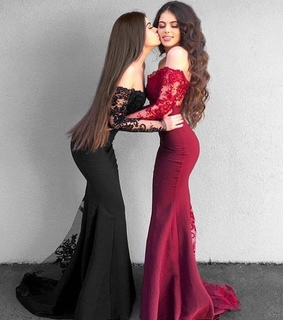 bff, cute and dresses
