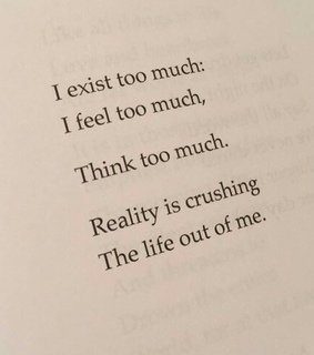 night thoughts, existing and quotes