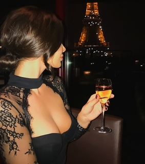 champagne, city of love and paris