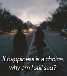choice, happiness and i AM