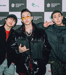 loco, hiphop playa festival and park jaebeom