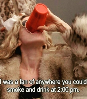 90s, carrie and drink
