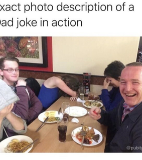 dad joke, family and funny