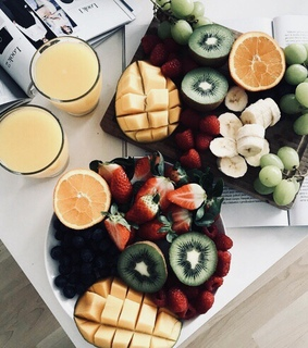 FRUiTS, food and healthy