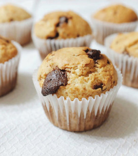 yummy, food and muffins