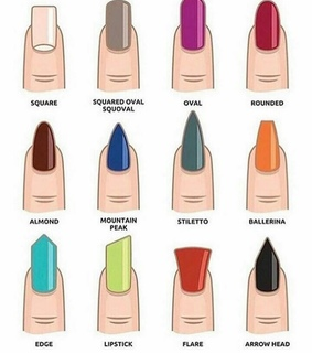 nails and shape
