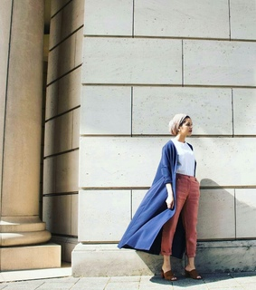 fashion, hijab and style