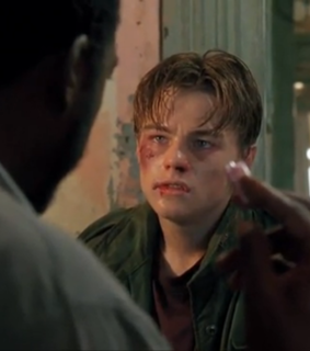 The Basketball diaries, teen and leonardo dicaprio