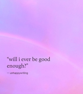 enough, ever and good