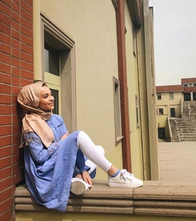 beauty, fashion and hijab