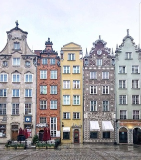 Poland, architecture and places